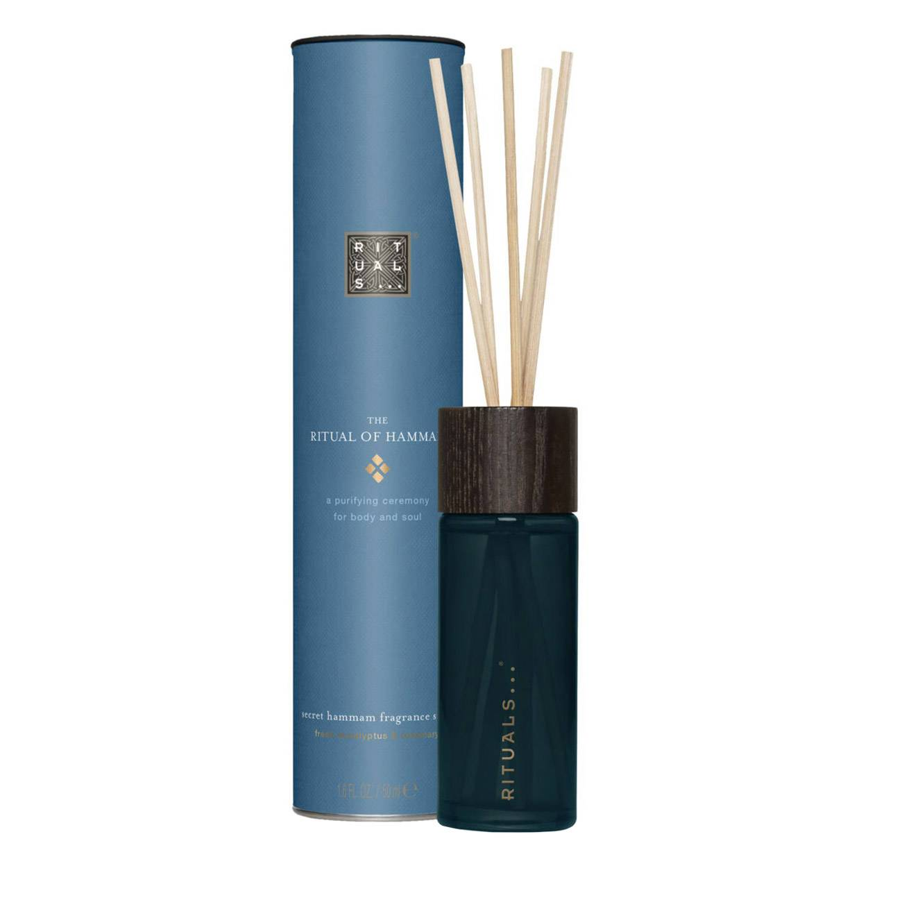 THE RITUAL OF HAMMAM MINI FRAGRANCE STICKS 50 Ml imagine produs
