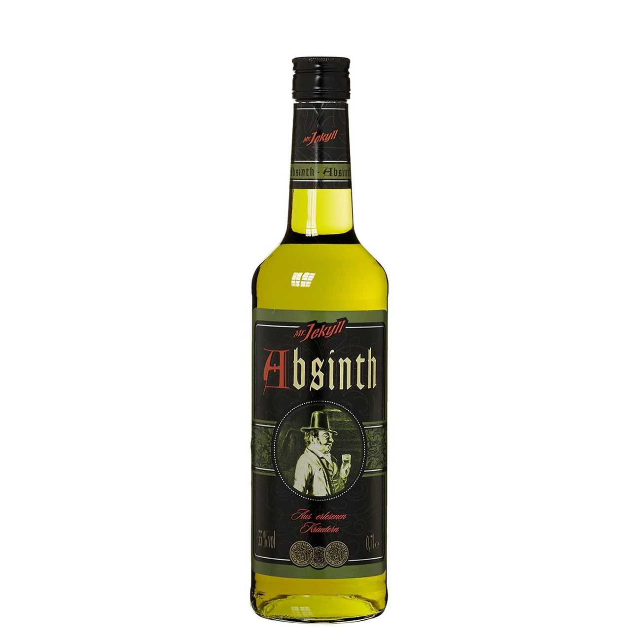 Aperitive si vermut, ABSINTH 700 ML, Mr. Jekyll