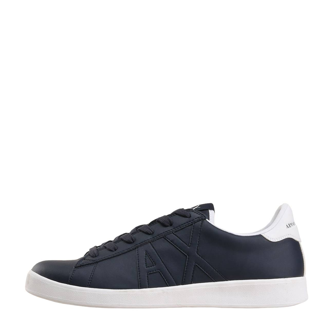 COLORBLOCK ACCENT LOW-TOP SNEAKERS 41