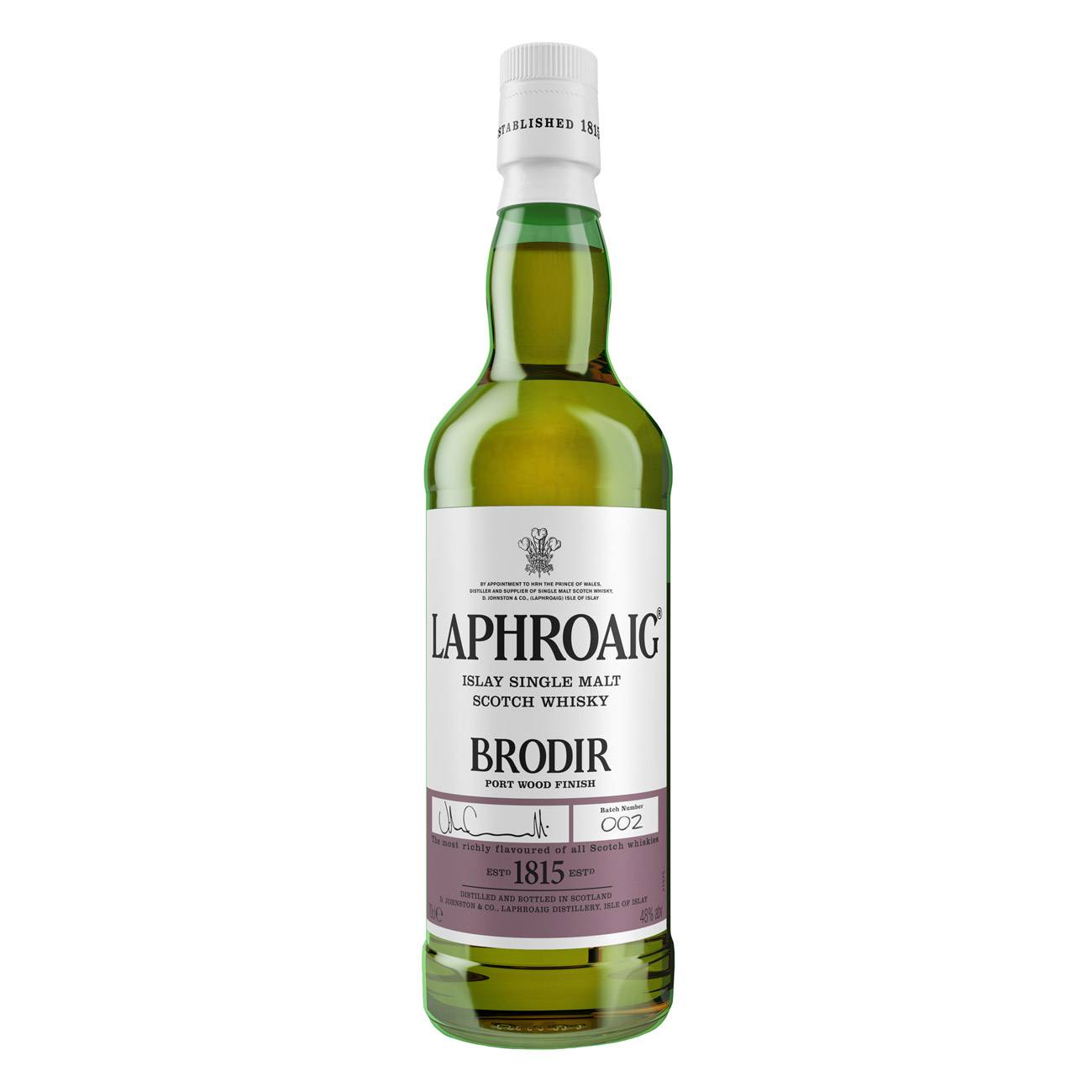 Whisky scotian, BRODIR 700 ML, Laphroaig