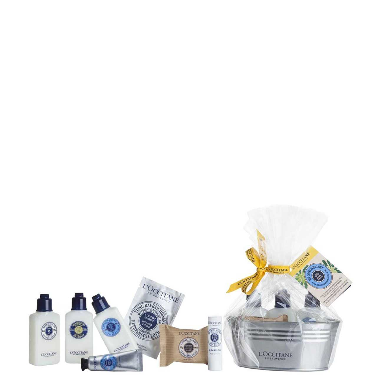 My Cocooning Set 128 G L'occitane imagine 2021 bestvalue.eu