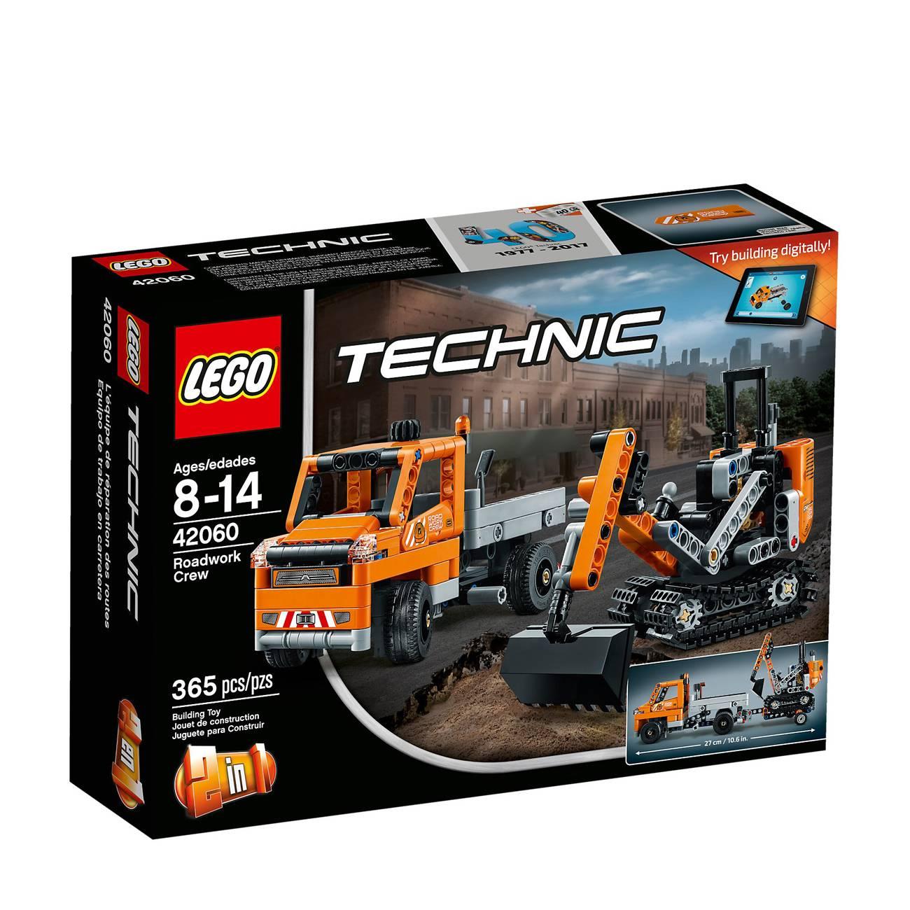 TECHNIC 42060 ROADWORK CREW
