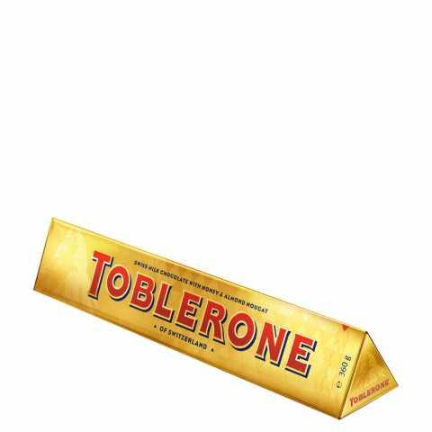 TOBLERONE Toblerone Gold 360 G Batoane
