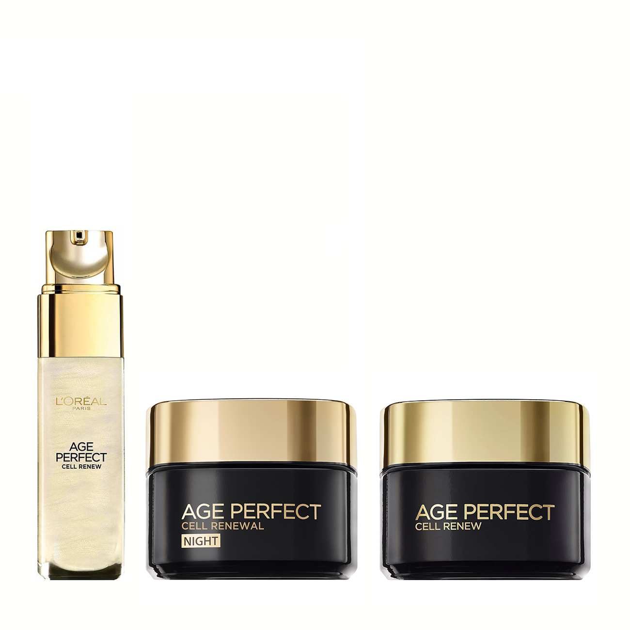 AGE PERFECT CELL RENEW PROGRAMME 130 ML imagine produs
