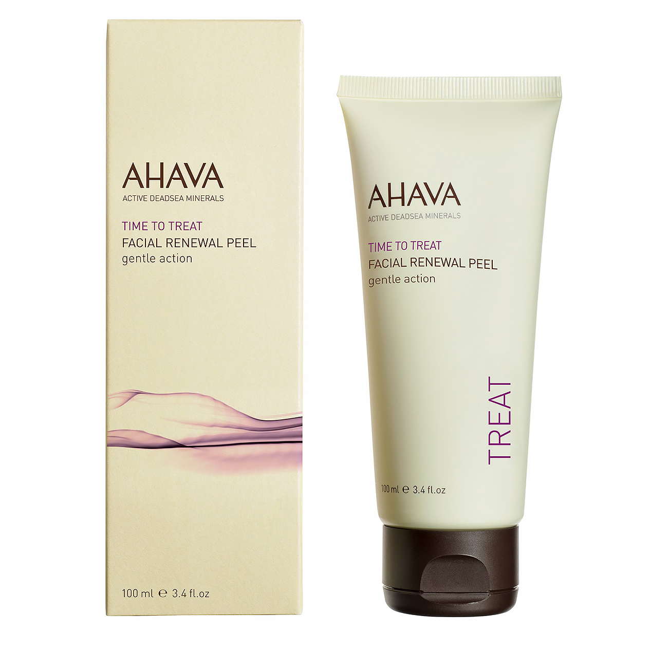 Facial Renewal Peel Gentle Action 100ml Ahava imagine 2021 bestvalue.eu