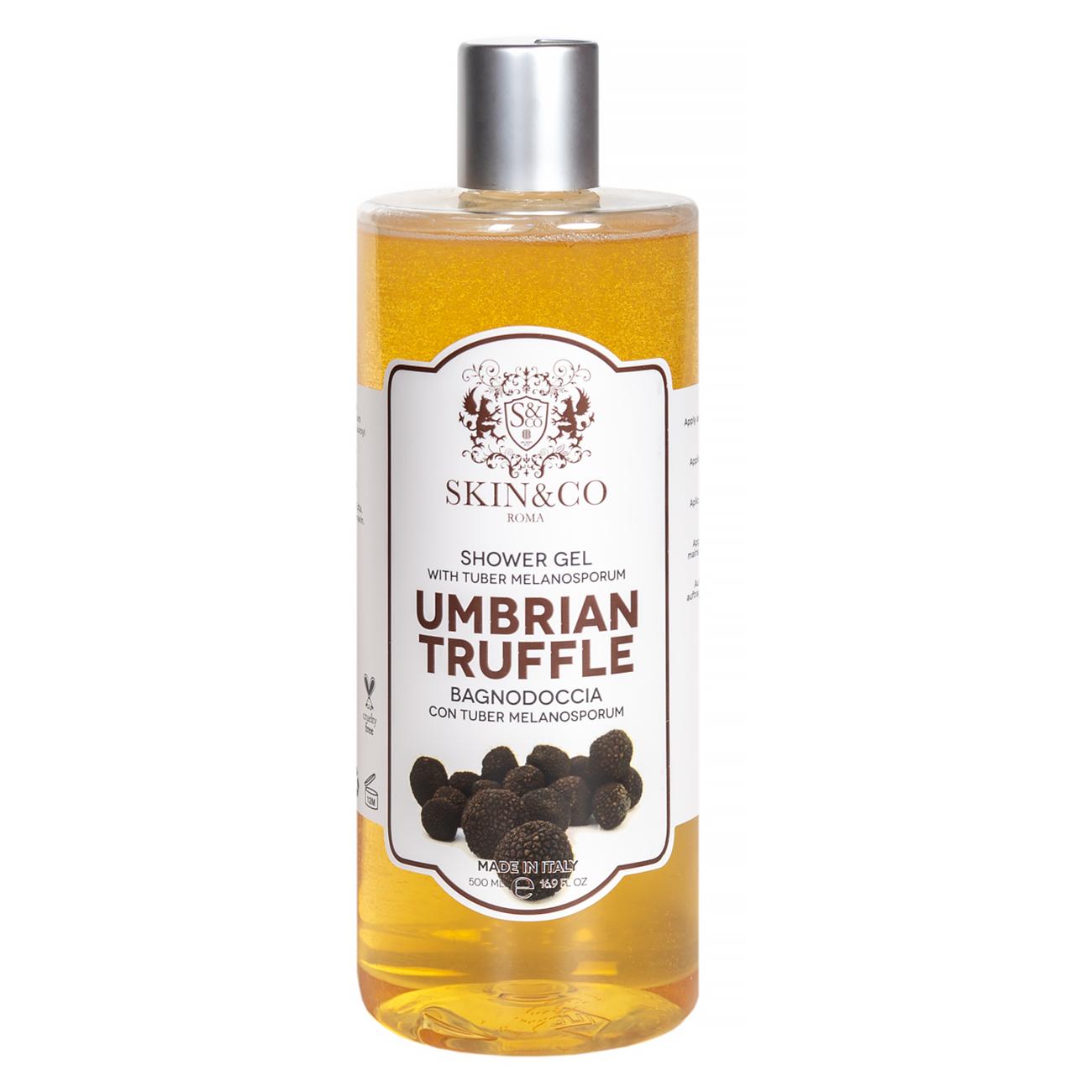 Umbrian Truffle Shower Gel 500ml Skin&Co Roma imagine 2021 bestvalue.eu