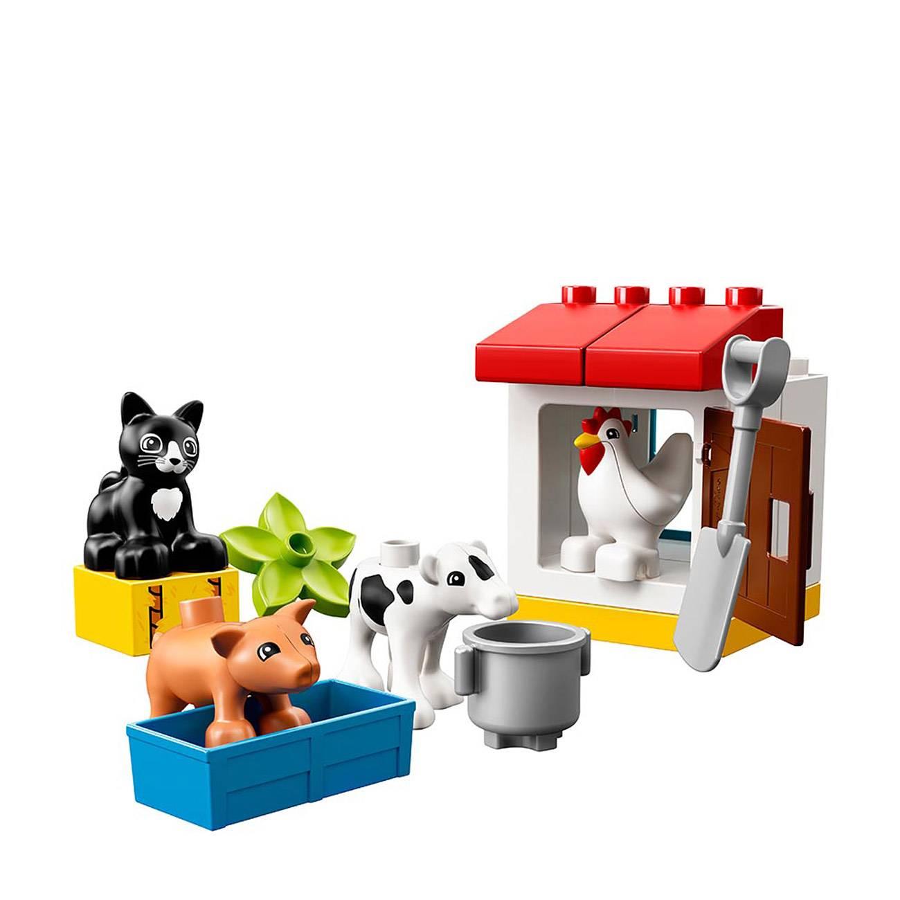 Набор лего собаки