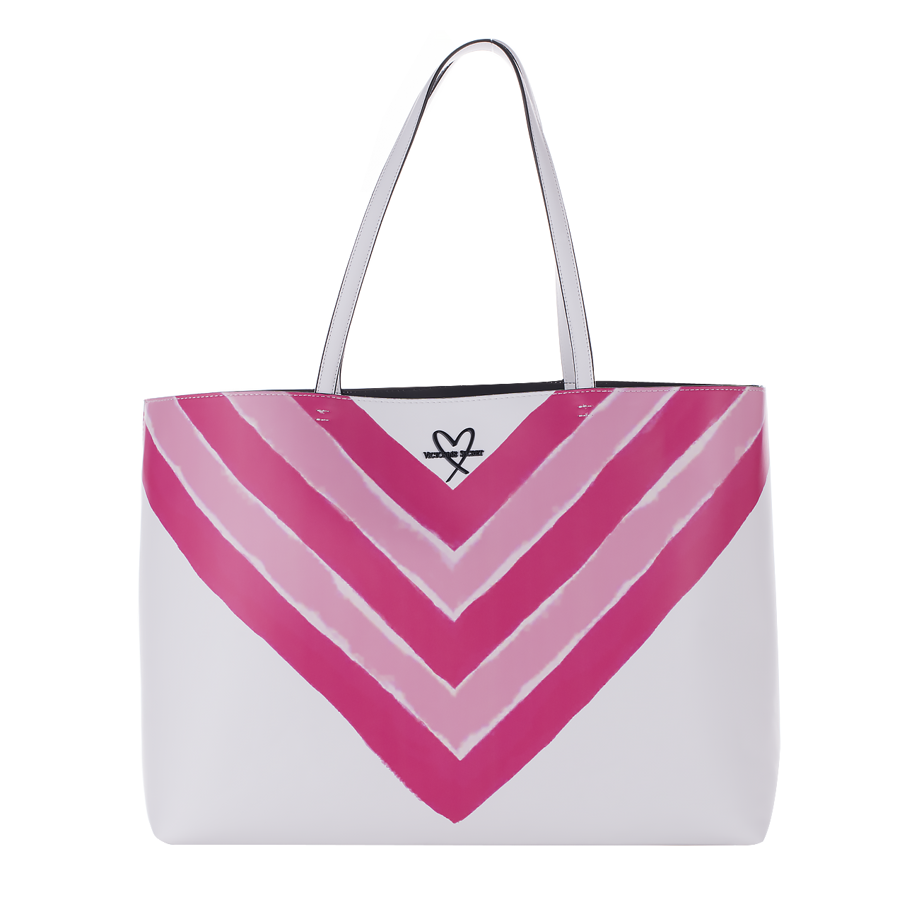 Signature Stripe Tote Bag