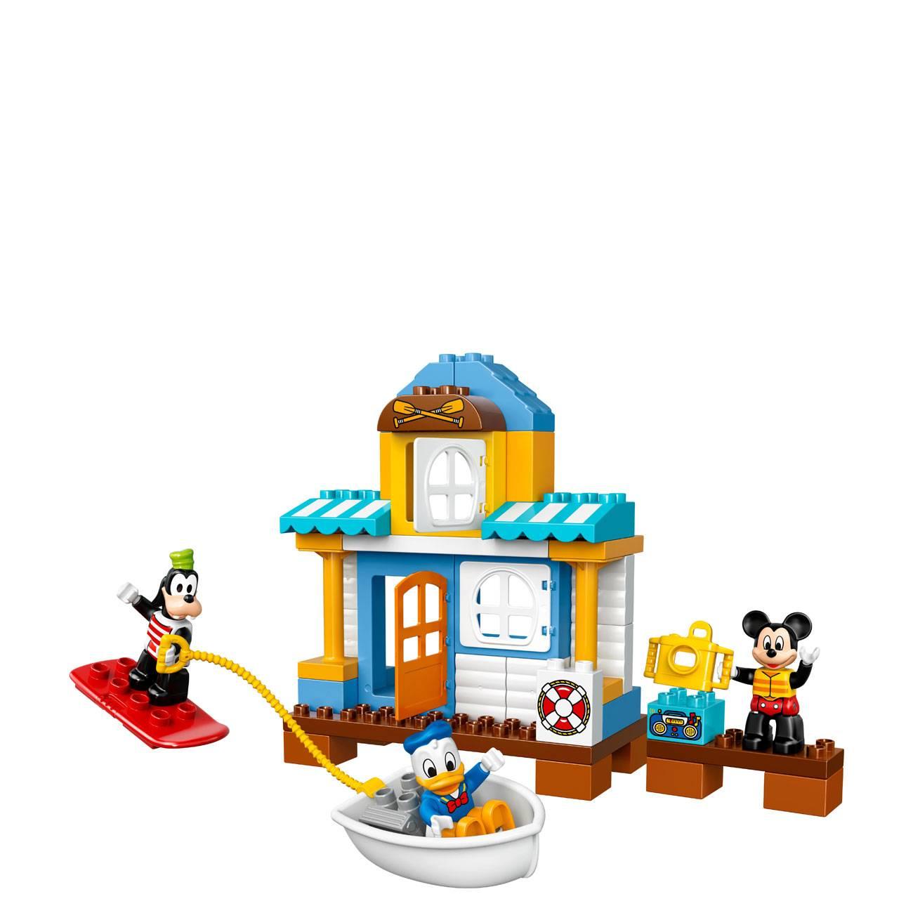 DUPLO MICKEY BEACH HOUSE