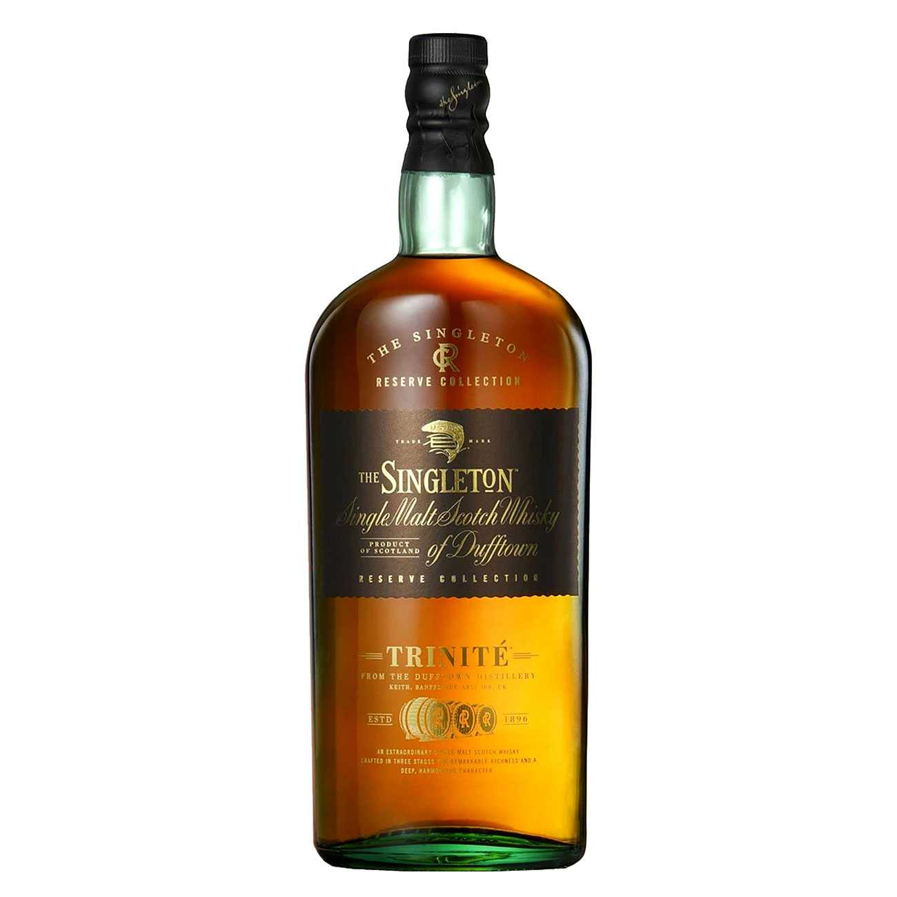 Whisky scotian, TRINITE 1000 ML, Singleton of Dufftown