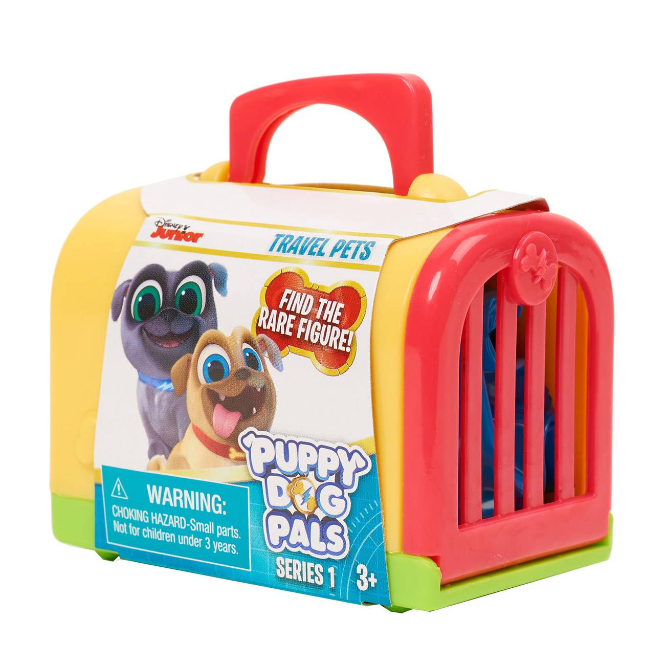 PUPPY DOG PALS SET FIGURINE SURPRISE