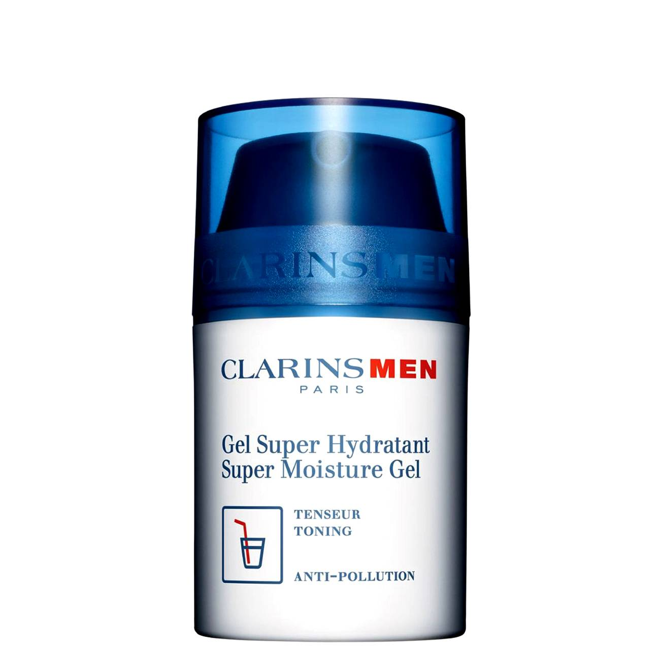 Men Super Moisture Gel 50 Ml Clarins imagine 2021 bestvalue.eu
