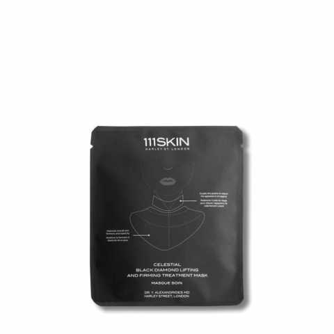 CELESTIAL BLACK DIAMOND LIFTING AND FIRMING MASK NECK SINGLE