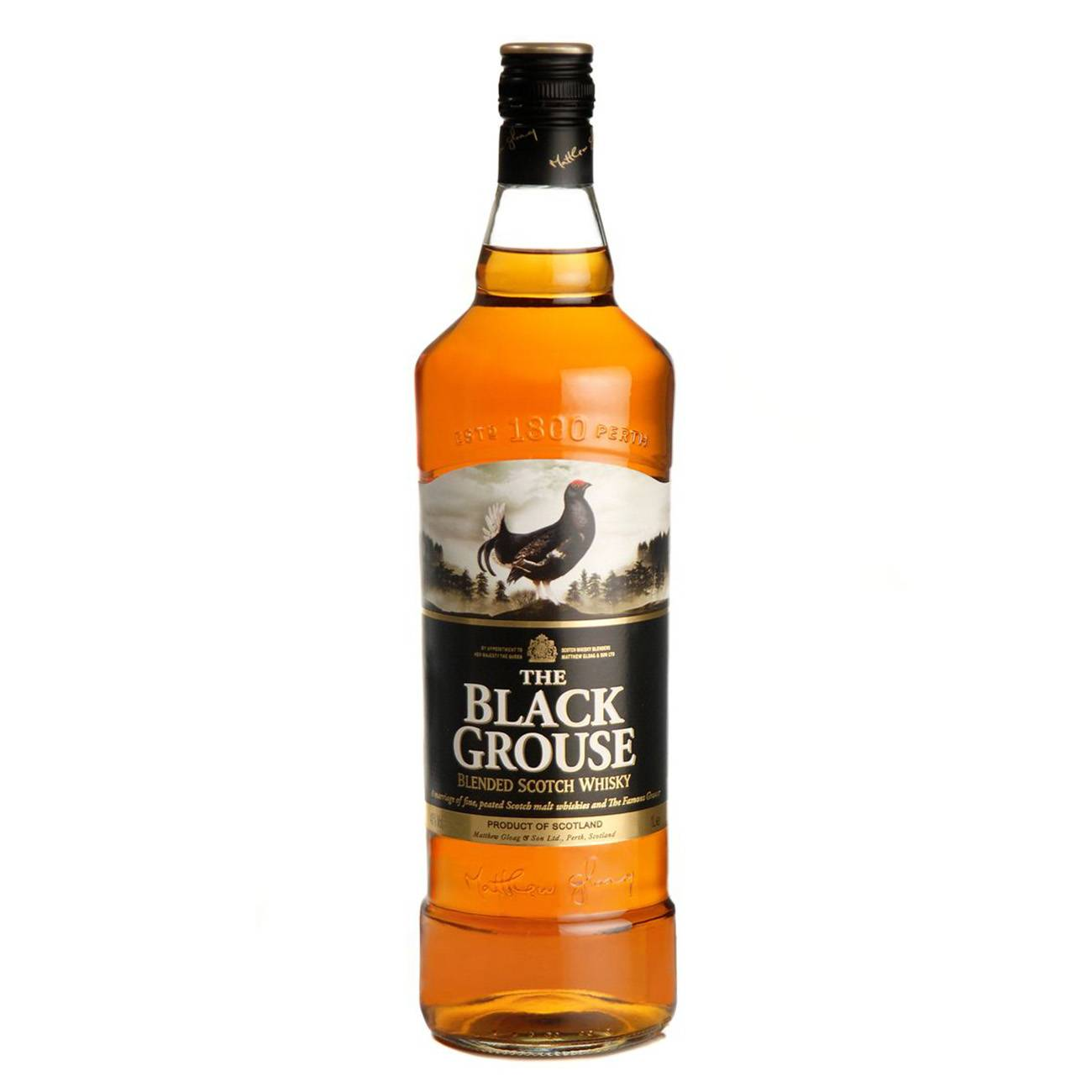 Whisky scotian, THE BLACK GROUSE 1000 ML, The Famous Grouse