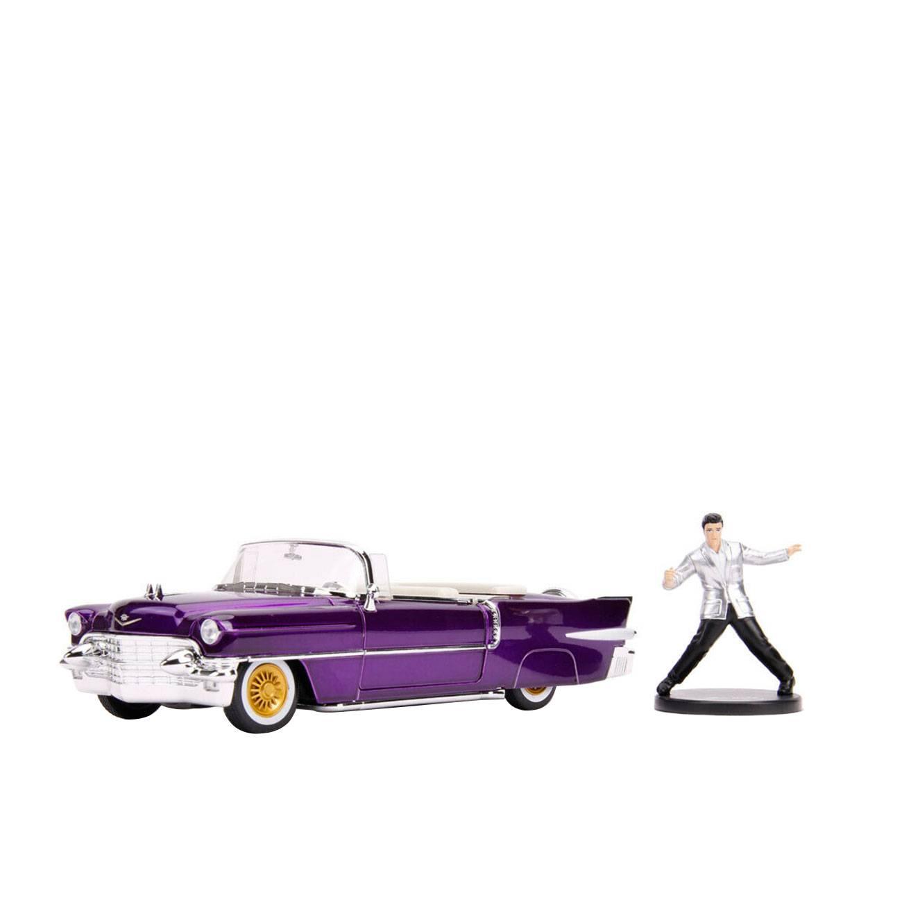 Cadillac Eldorado Year 1956 Elvis Presley