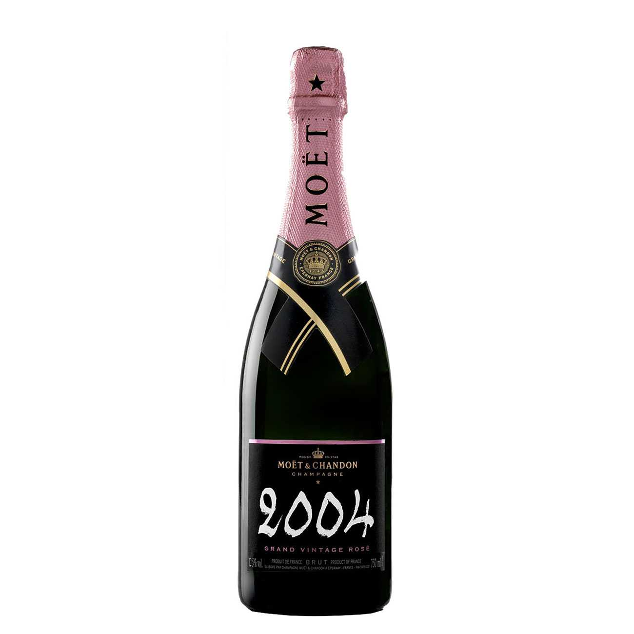 Sampanie, VINTAGE BRUT ROSÉ 750 ML, Moet & Chandon