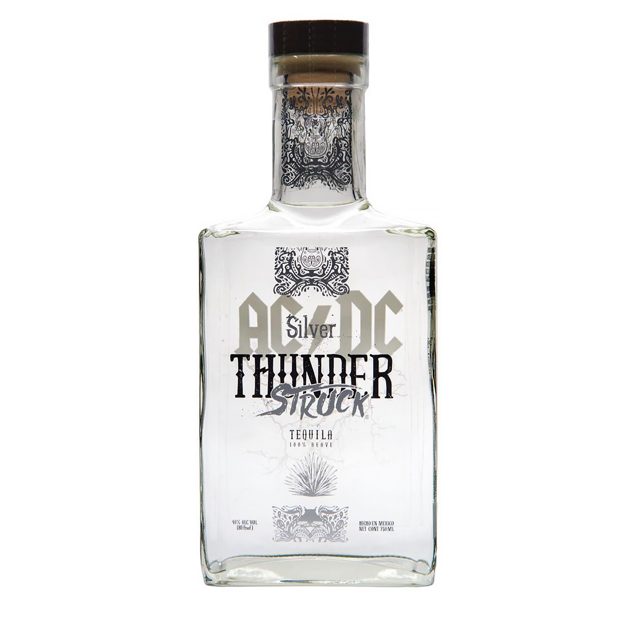 Thunderstruck Tequila Blanco 700ml