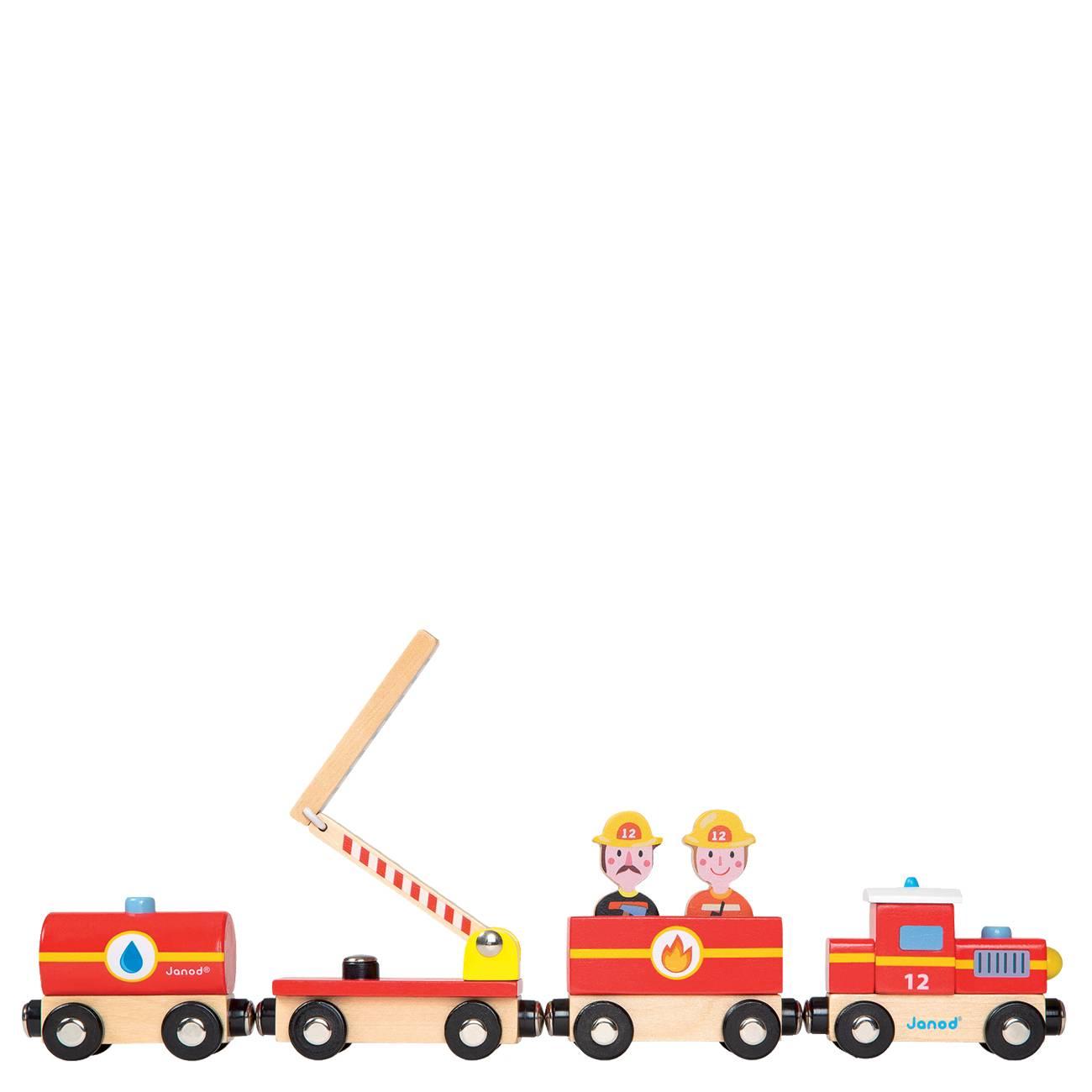FIREFIGHTER TRAIN