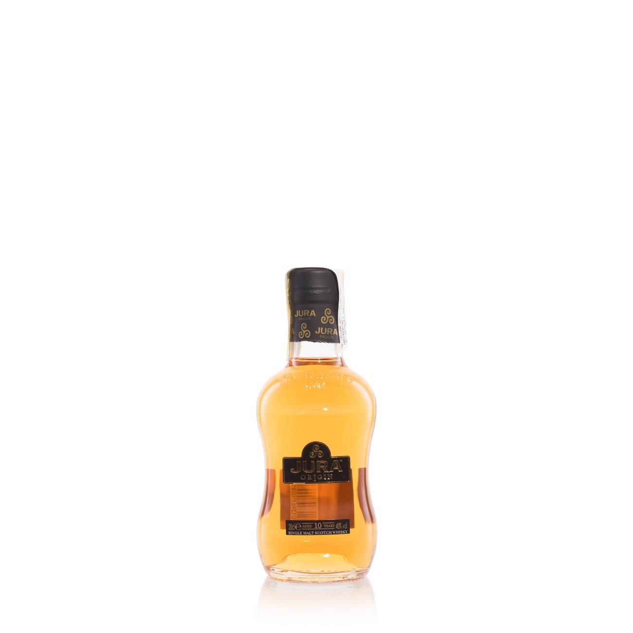 Whisky scotian, JURA ORIGIN 10 Y 200 Ml, Isle Of Jura