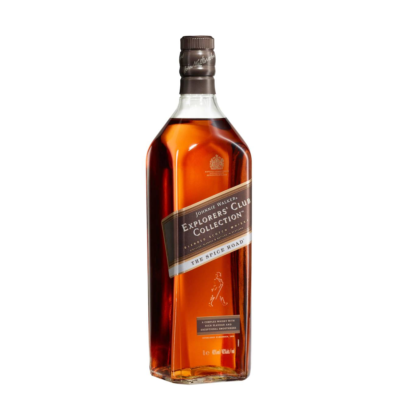 Whisky scotian, EXPLORERS CLUB COLLECTION THE GOLD ROUTE 1000ml, Johnnie Walker