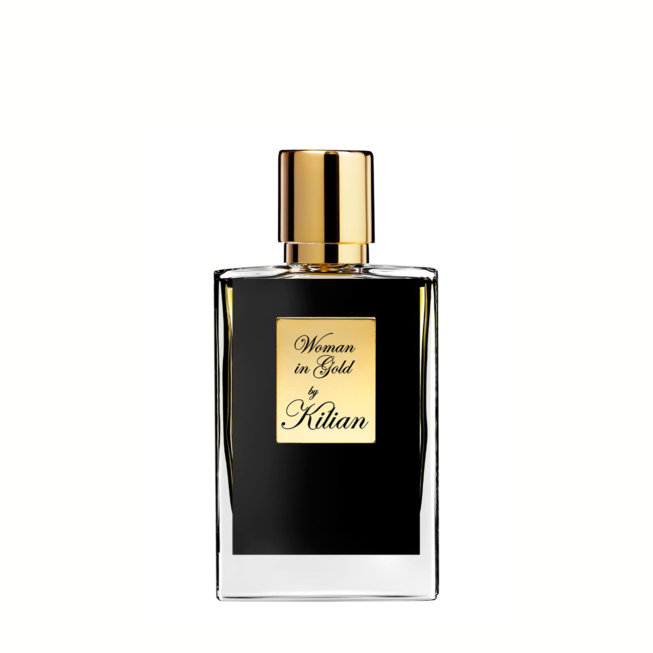 WOMAN IN GOLD REFILLABLE - WITHOUT CLUTCH 50ml imagine produs