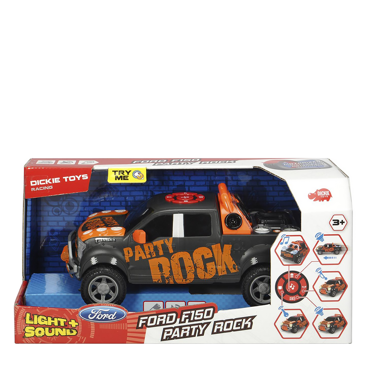 Racing - Ford F150 Party Rock