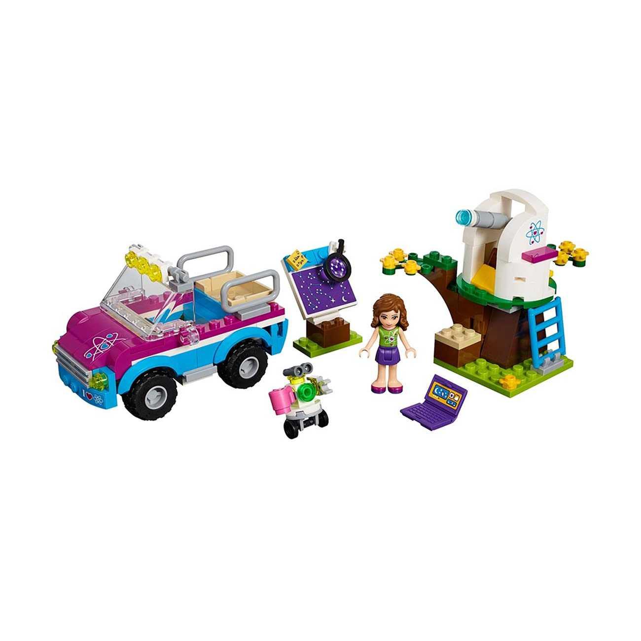 OLIVIA'S CAR