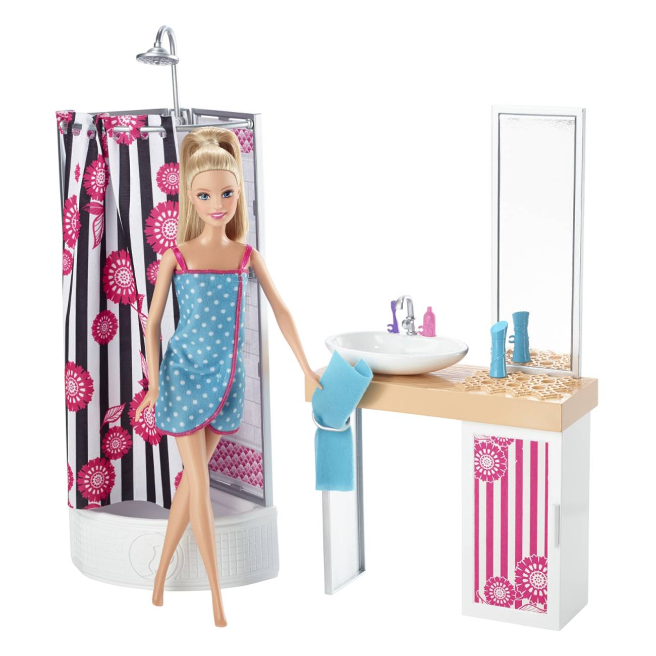 DOLL AND DELUXE BATHROOM