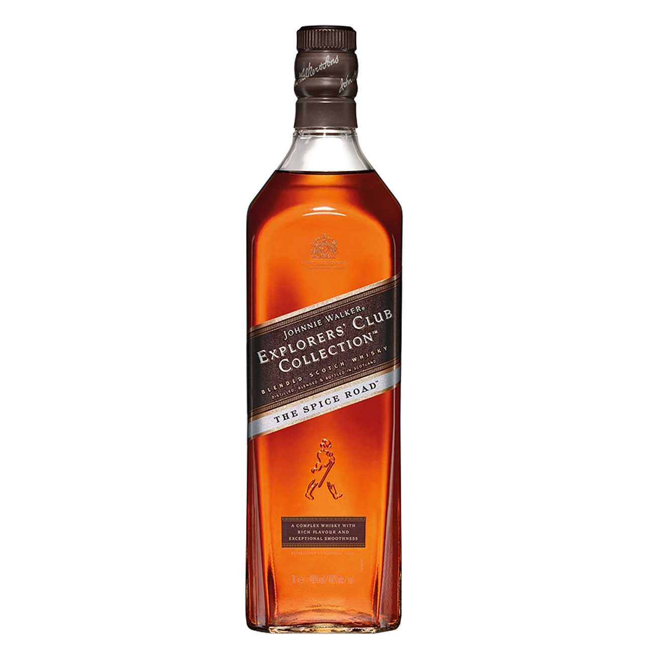 Whisky scotian, EXPLORERS CLUB COLLECTION THE SPICE ROAD 1000 ML, Johnnie Walker