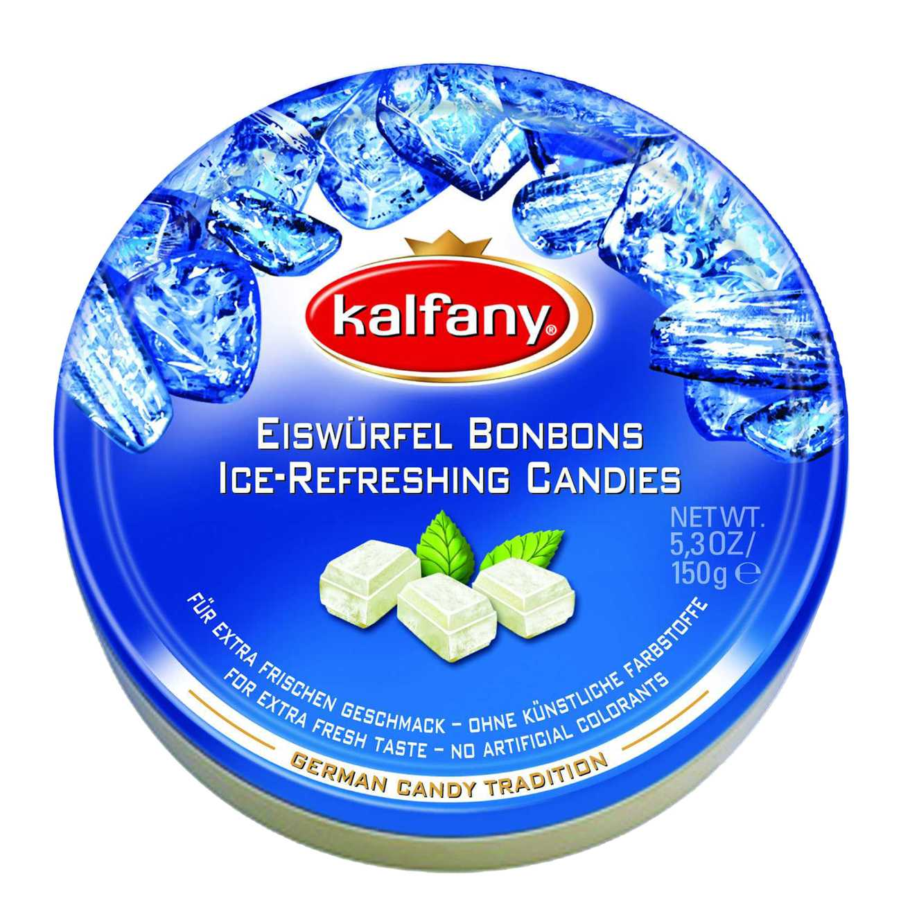 ICE REFRESHING CANDIES 150 G