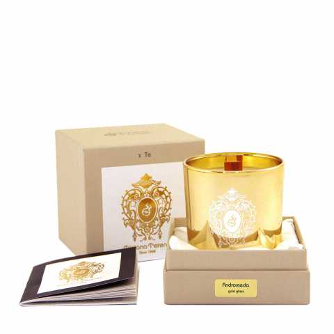 ANDROMEDA GOLD CANDLE
