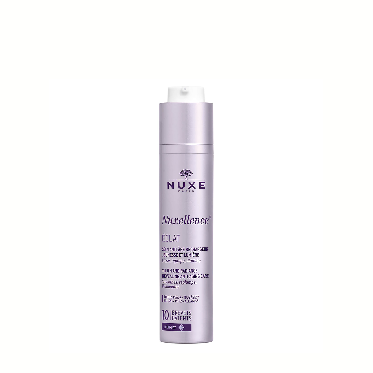 NUXELLENCE - ECLAT YOUTH AND RADIANCE REVEALING ANTI-AGING CARE 50ml imagine produs