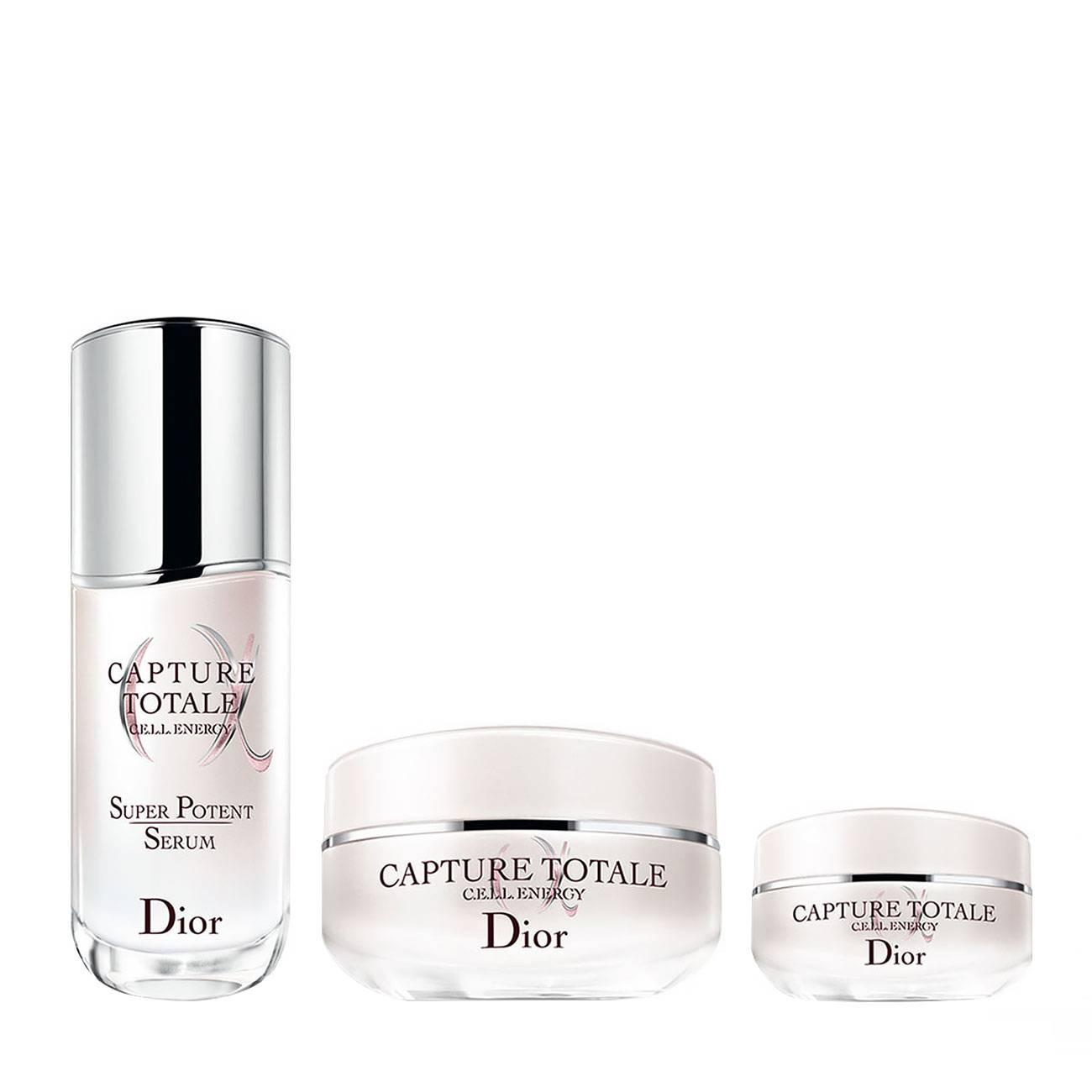 Capture Totale Beauty Ritual Set 115ml Dior imagine 2021 bestvalue.eu