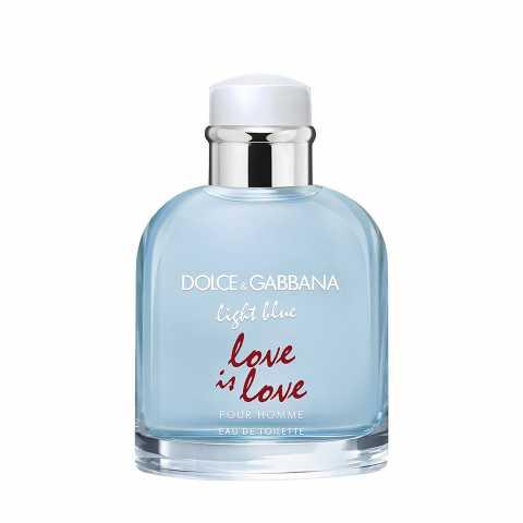 Dolce & Gabbana LIGHT BLUE LOVE IS LOVE Apa de toaleta 125ml