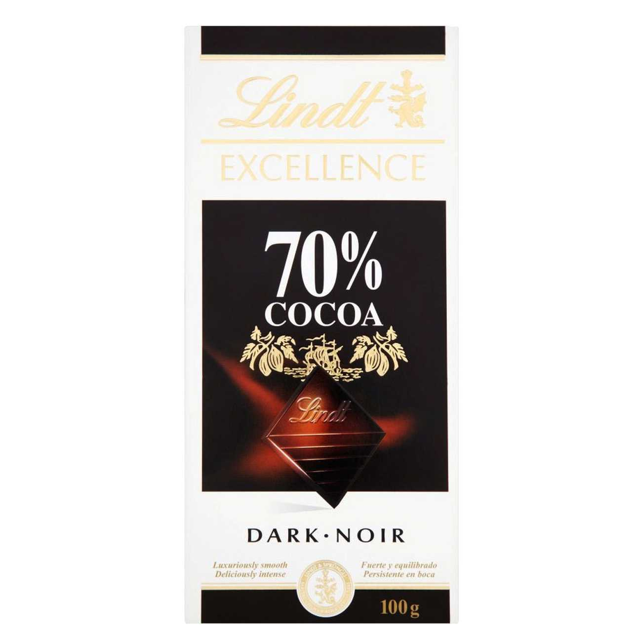 EXCELLENCE EXTRA DARK 70% COCOA 200 G