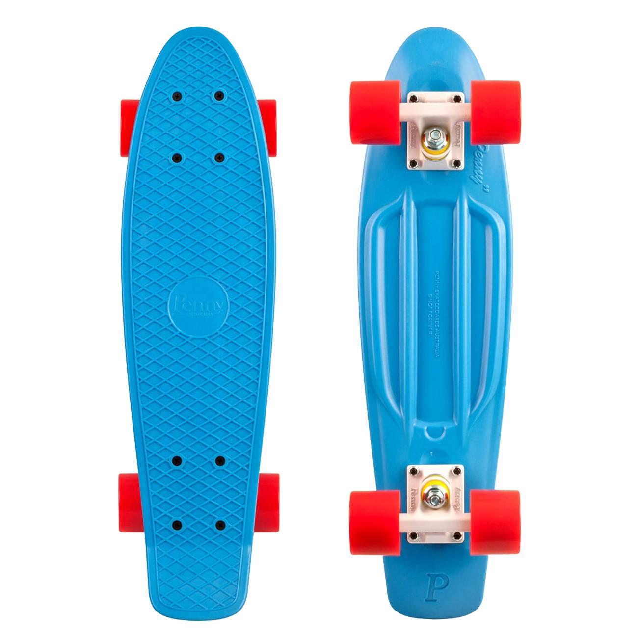 SKATEBOARD BLUE 22