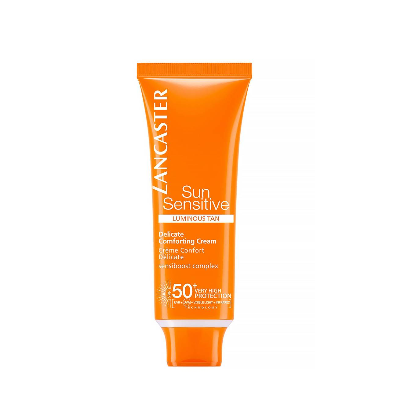 Sun Sensitive Skin Luminous Tan Spf 50 50ml