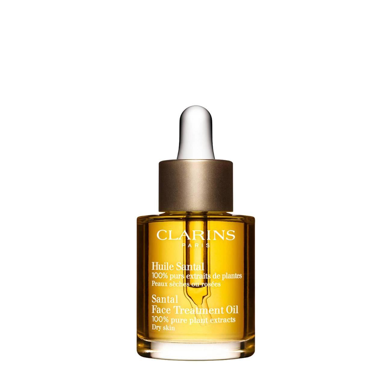 Face Treatment Santal Oil 30 Ml Clarins imagine 2021 bestvalue.eu