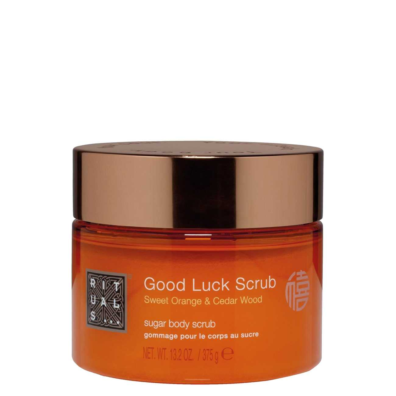 GOOD LUCK SCRUB 375 ML poza noua