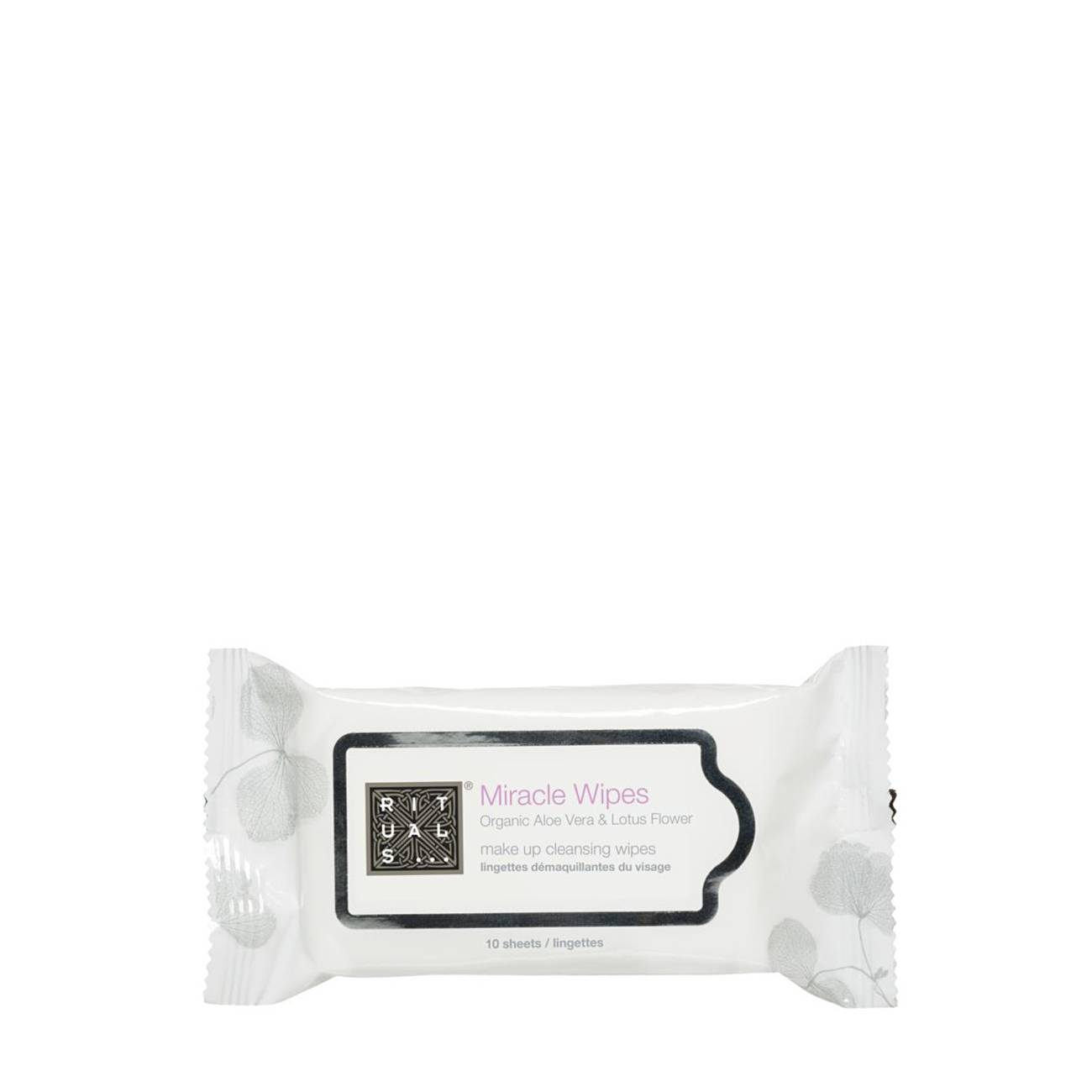 MIRACLE CLEANSING WIPES 10 Ml
