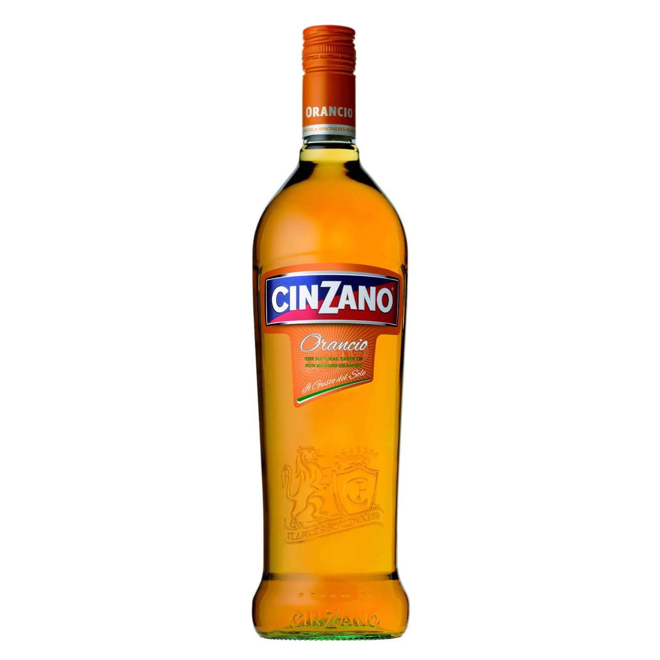 Aperitive si vermut, Orancio 1000 ML, Cinzano
