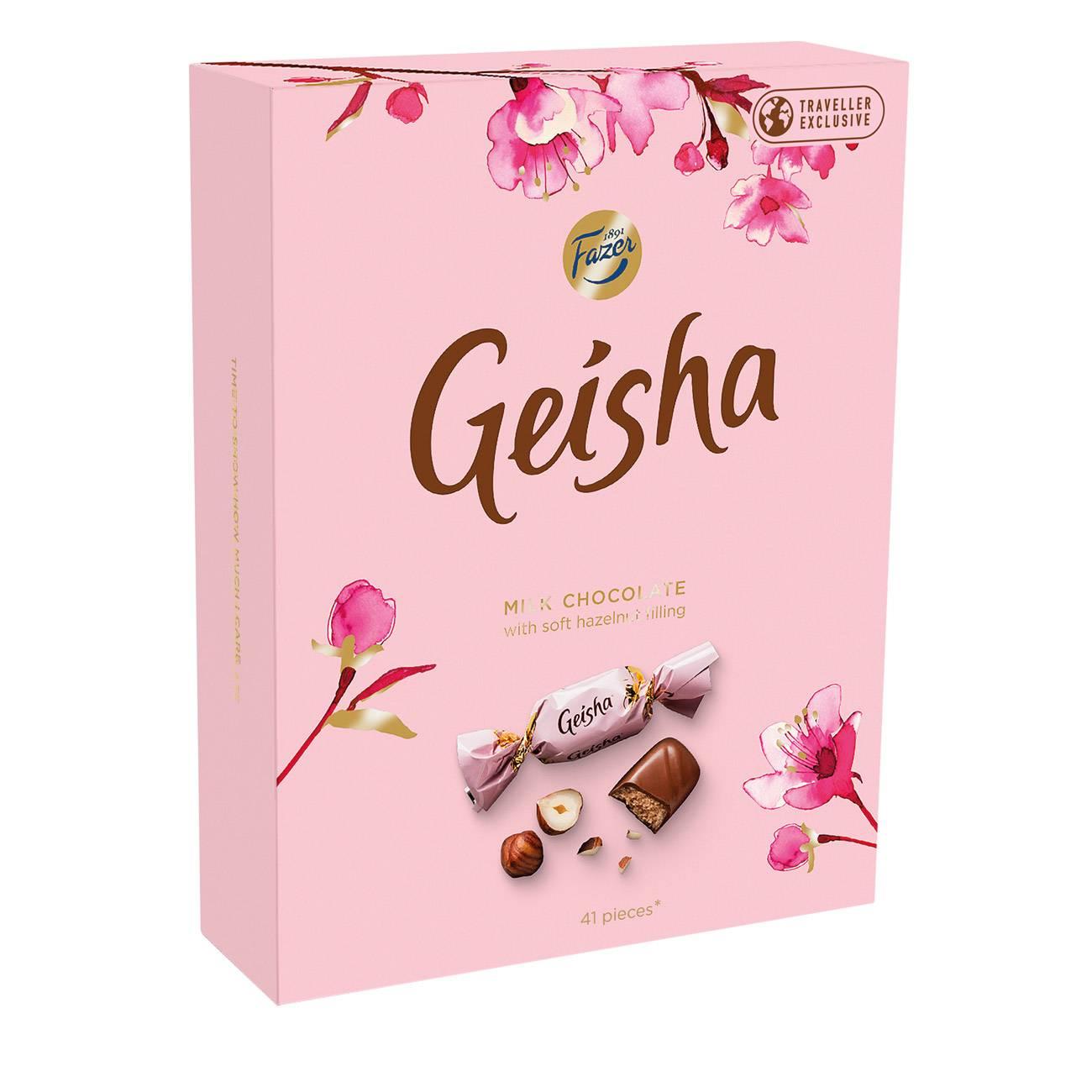 GEISHA BOX 295gr