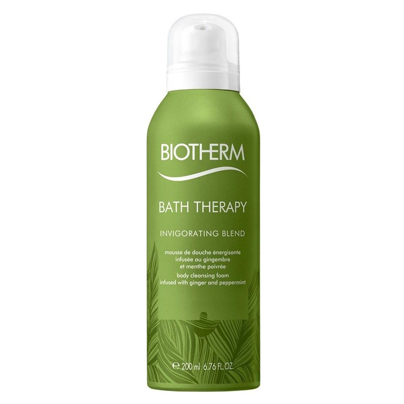 Invigorating Blend Shower Foam 200ml Biotherm imagine 2021 bestvalue.eu