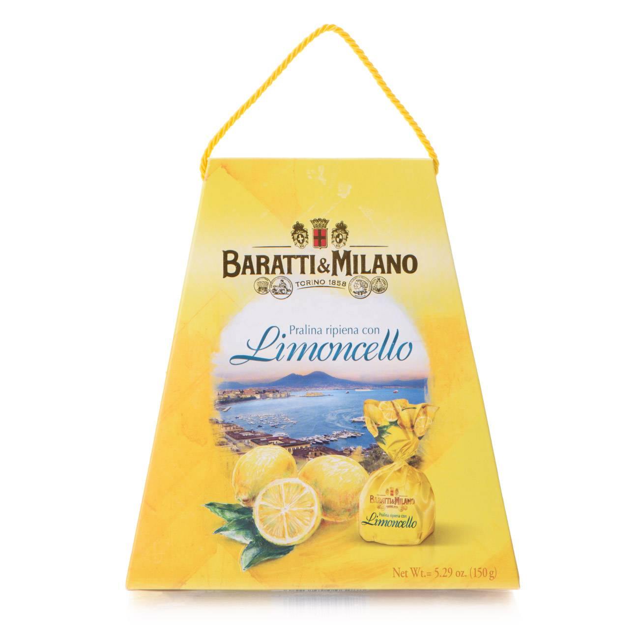 LIMONCELLO PRALINES 150 G 150 Grame