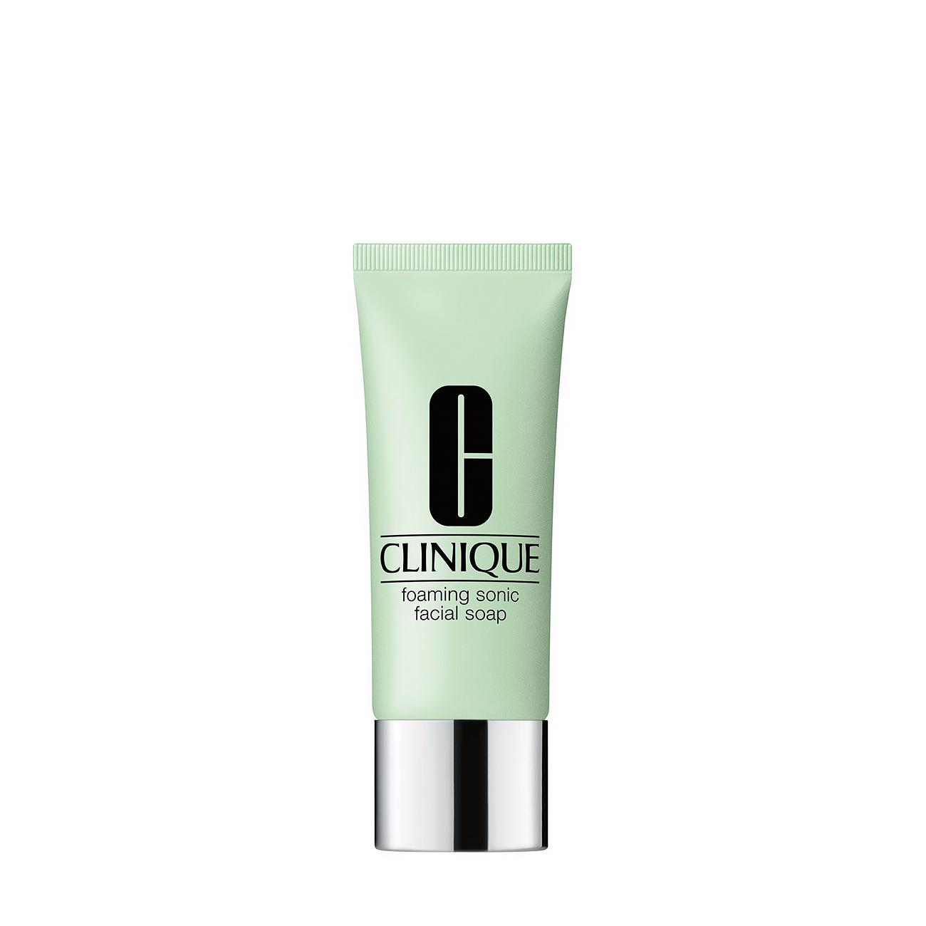 Foaming Sonic Facial Soap Mini 30ml Clinique imagine 2021 bestvalue.eu