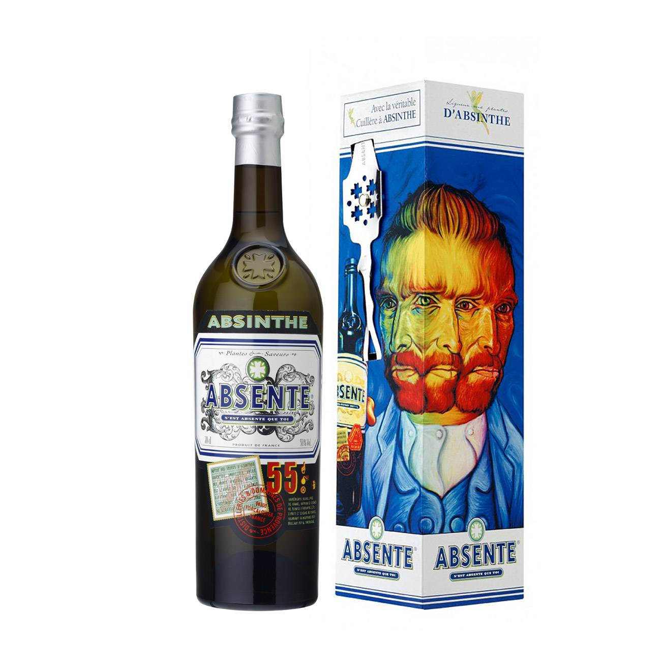 Aperitive si vermut, Absinth 55 700 Ml, Absente