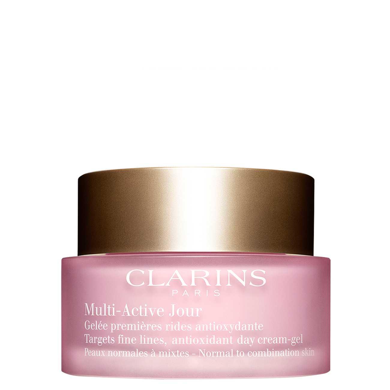 Multi Active Day Cream Gel 50 Ml Clarins imagine 2021 bestvalue.eu
