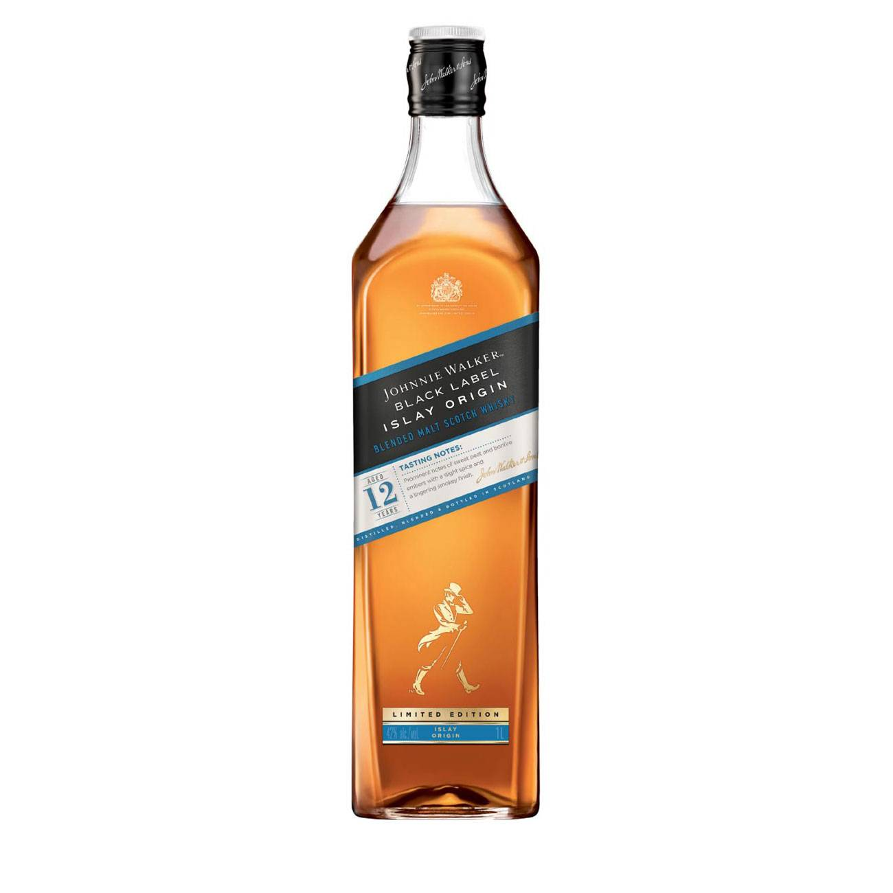 Black Label Islay Origin 1000ml de la Johnnie Walker