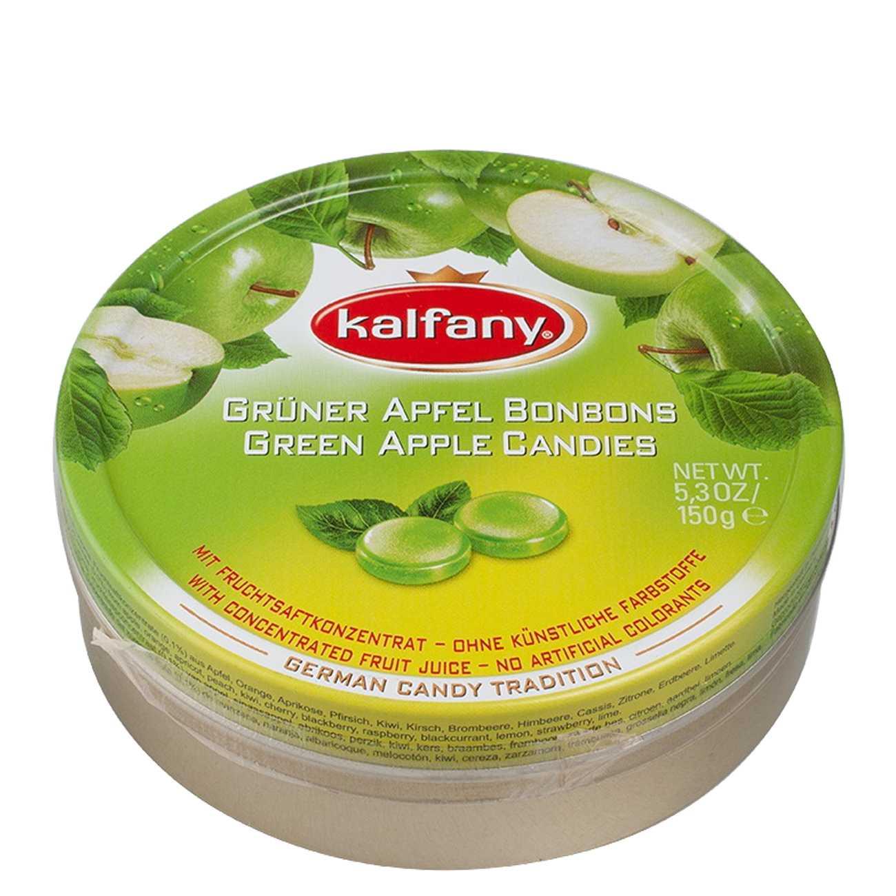 GREEN APPLE CANDIES 150 G