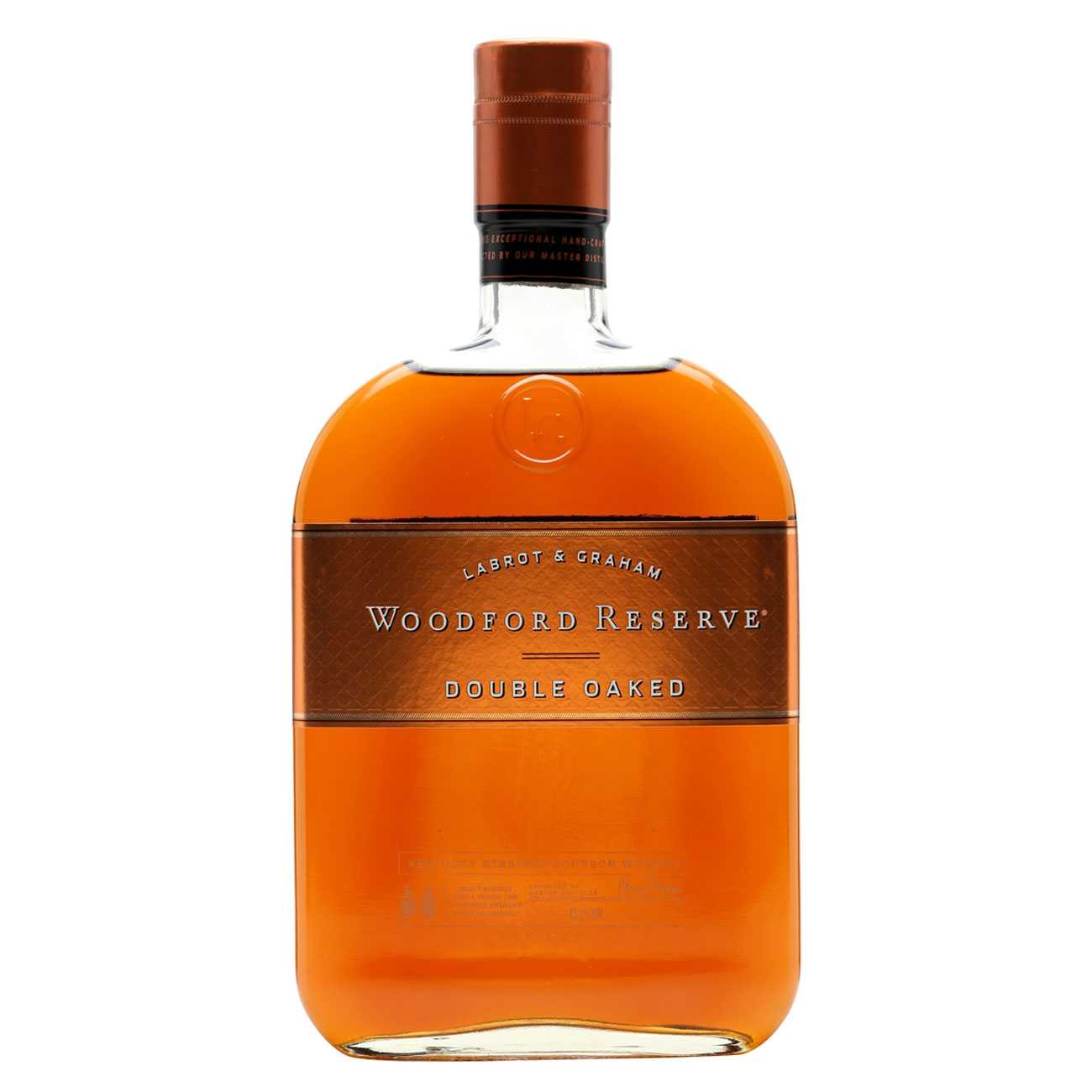 Whiskey american, DOUBLE OAKED 1000 ML, Woodford Reserve